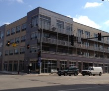 2157 N Damen – Mixed Use Building