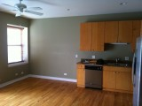 West Town 1 Large Bedroom / 1 Bath Condo with Balcony – Newly Rehabbed