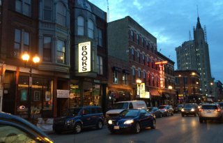 Wicker Park High-Traffic Retail Storefront For Lease on Milwaukee Near Damen & North