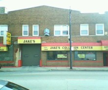 Auto Repair Shop For Lease / Sale With Equipment on Pulaski in Avondale
