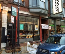 High Traffic Retail Storefront Located in Heart of Bucktown 1/2 Block from 6 Corners Intersection
