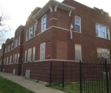 8 Unit Brick Building With Built In Porches – Great Investment With Motivated Seller!