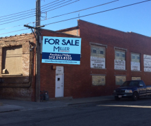 ~12,000 Sq Ft Industrial /Flex Warehouse Building with Overhead Door and Parking Lot in Melrose Park