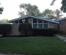 Perfect Single Family Home in Dolton