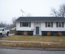 Single Family Home in Glenwood IL