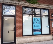 High Visibility Office / Retail Space on Western Ave / Tri-Taylor Area