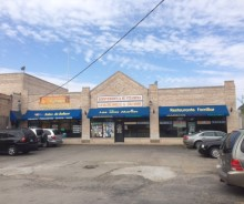 Joliet Retail Strip Center on Collins Corner Lot – Bank Owned