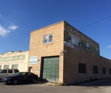 BANK OWNED Industrial Warehouse / Garage Building with Office Space