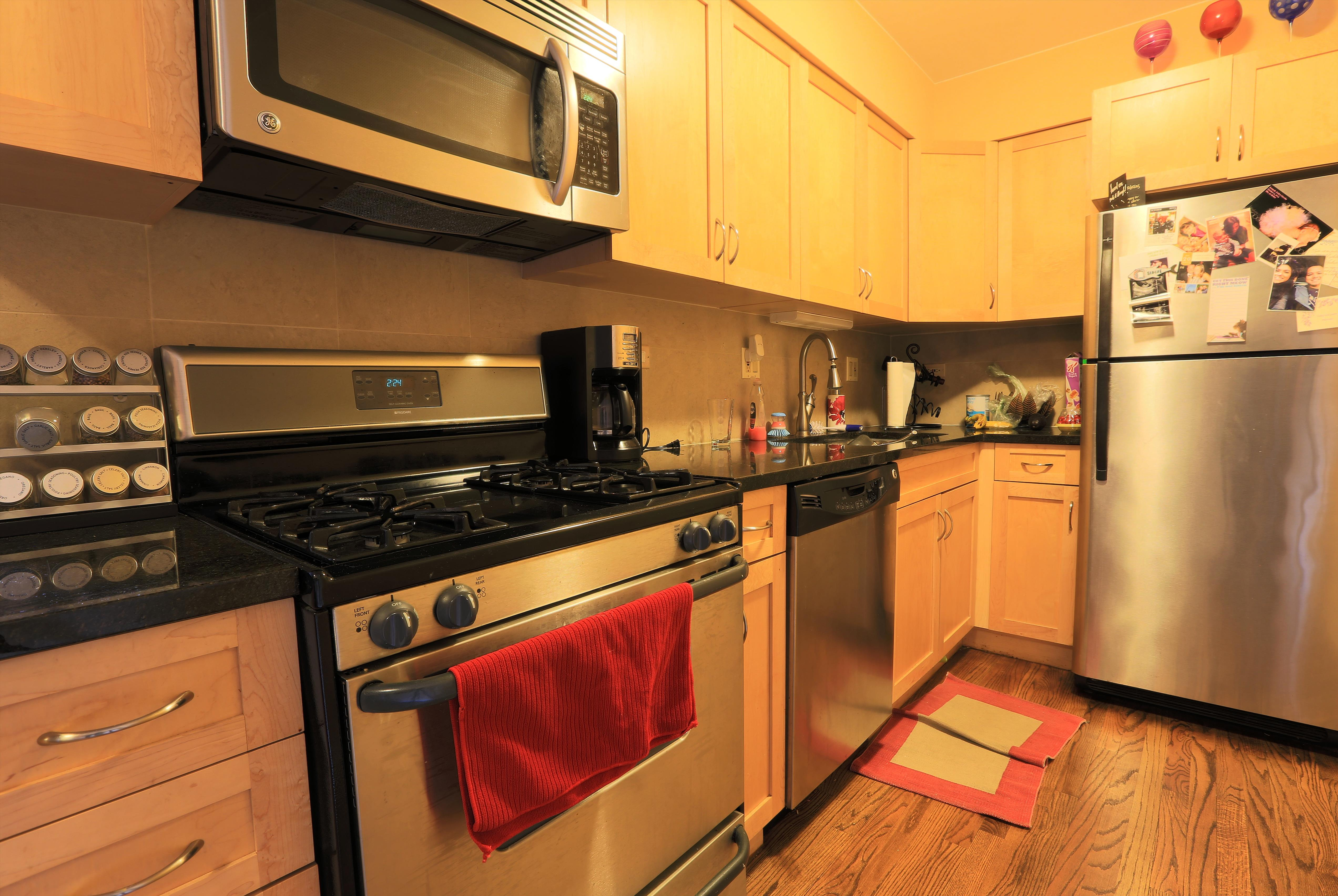 beautiful 1 bedroom apartment for lease in lincoln park near diversey