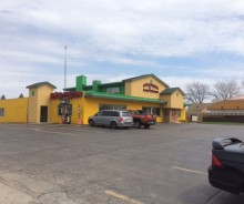 1.05 Acres Retail / Re-Development / Land For Sale on High Traffic Jefferon Street in Joliet – Bank Owned