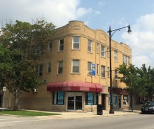 Corner Office / Retail Space on Milwaukee Ave in Portage Park