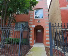Wicker Park 3 Bedroom / 2 Bath Apartments Available with In Unit Laundry, Parking, and Private Deck