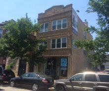 West Bucktown Mixed Use Three-Flat For Sale on Western Avenue