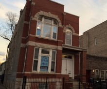 Light-Filled Humboldt Park Three-Bedroom Apartment For Rent