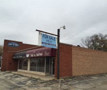 Palatine High Visibility Retail Plus Parking For Sale on Northwest Highway (can be sold separately)