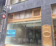 Loop Retail For Lease on Madison West of State Street Near Millennium Park