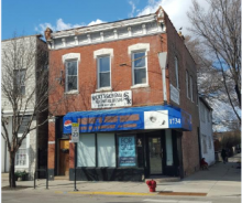 McKinley Park Mixed Use Building For Sale on 35th Street – BANK OWNED