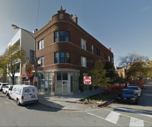 Bucktown Newly Rehabbed CORNER Retail For Lease on Damen