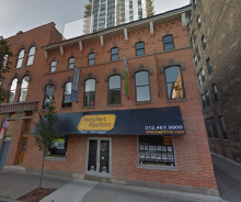 River North Shared Loft Office Space For Lease