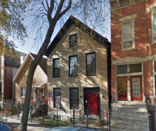 Charming Bucktown Two-Flat Plus Garden For Sale on Oakley