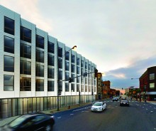 River West New Construction Retail For Lease on Milwaukee