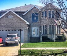 River Grove Custom Built Four-Bedroom Home on Secluded Block