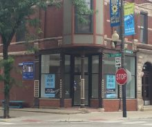 Prime Lincoln Park Corner Retail for Lease on Prestigious Armitage Avenue