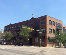 Bucktown Commercial Condo with Parking & Storage For Sale on Ashland Near The 606