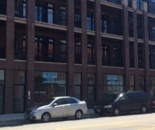 West Loop New Construction Retail For Lease on Morgan Between Madison & Washington