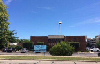 Naperville Medical Office Suite For Lease on Edward Hospital Campus