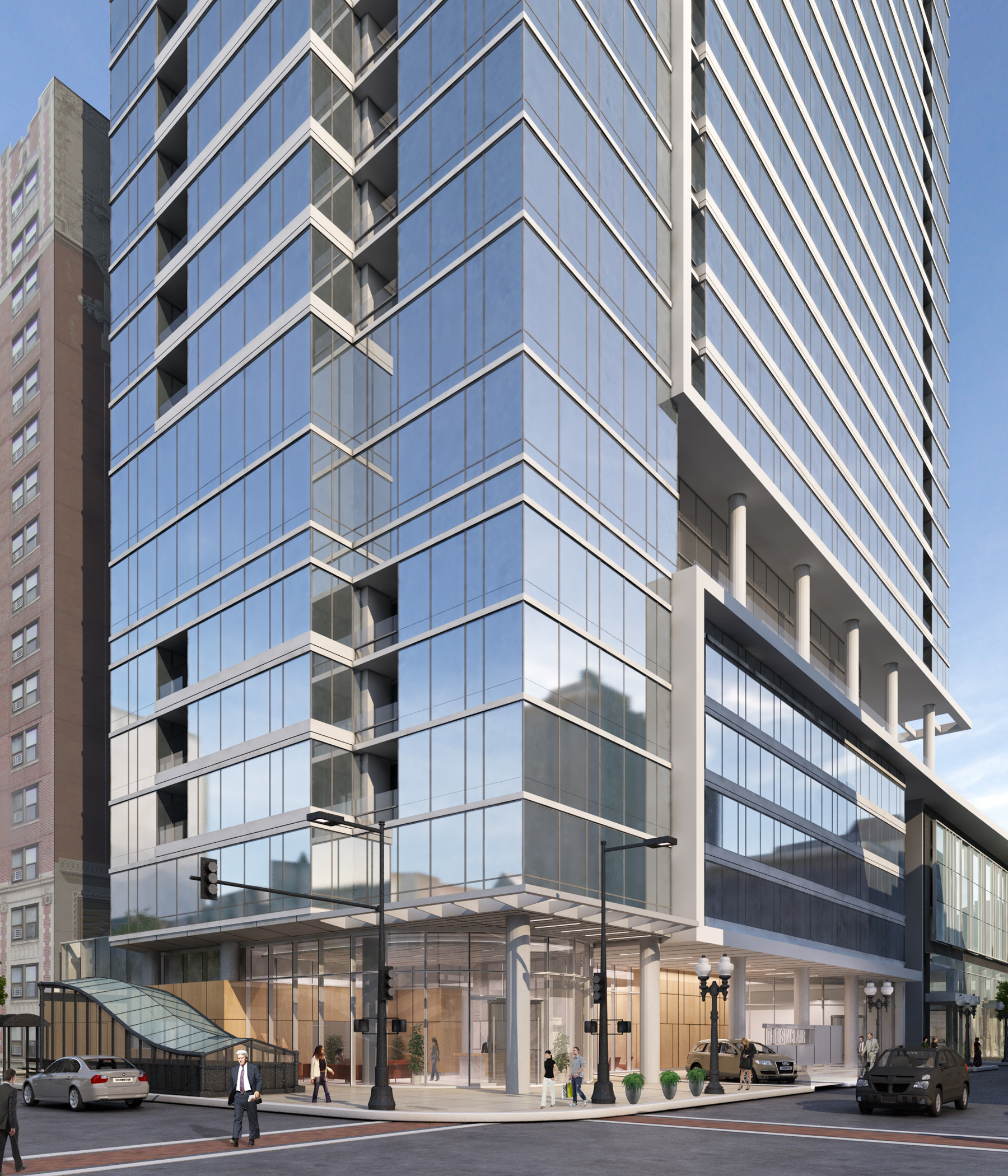 Sinclair Apartments: Gold Coast New Construction Retail For Lease In The