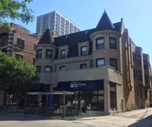 Uptown Corner Restaurant with Outdoor Seating For Lease on Sheridan