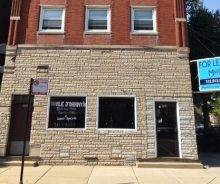Bridgeport Neighborhood Cafe / Corner Retail For Lease on 32nd Street