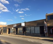 Clearing Retail Storefronts For Sale on 63rd Street Near Midway