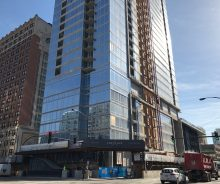 Gold Coast New Construction Retail For Lease in The Sinclair Luxury Apartment Tower at Clark & Division
