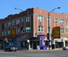 Lakeview Corner Building Retail For Lease at Ashland & Irving Park