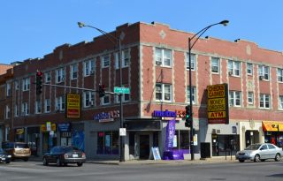 Lakeview Corner Building Retail For Lease At Ashland Irving Park