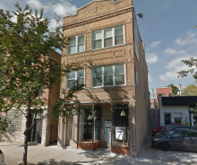 West Bucktown Retail Storefront For Lease on Western Avenue