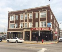 Cicero Corner Retail / Office For Lease on Laramie at CTA Pink Line Station
