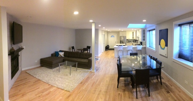 Wicker Park Four Bedroom Single Family Home With In Law