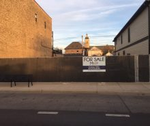 Bridgeport Double Lot For Sale on Halsted at 37th Street