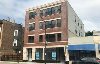 Lincoln Park New Construction Retail / Restaurant For Lease on Halsted & Wrightwood