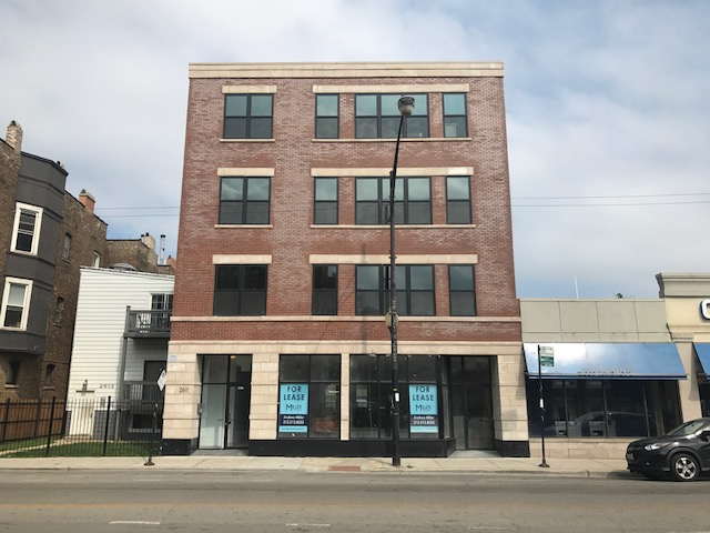 Lincoln Park New Construction Retail Restaurant For