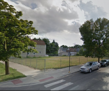 Albany Park Corner Residential Development Land For Sale on Montrose