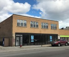 Logan Square Retail For Lease on Diversey Avenue