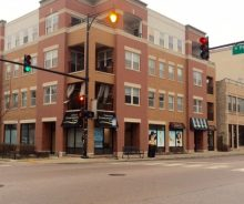 Bucktown Corner Office / Retail For Lease on North Avenue & Paulina