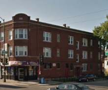 Humboldt Park 3-Story Corner Building For Sale — 5 Units Plus Liquor Store at North & Hamlin