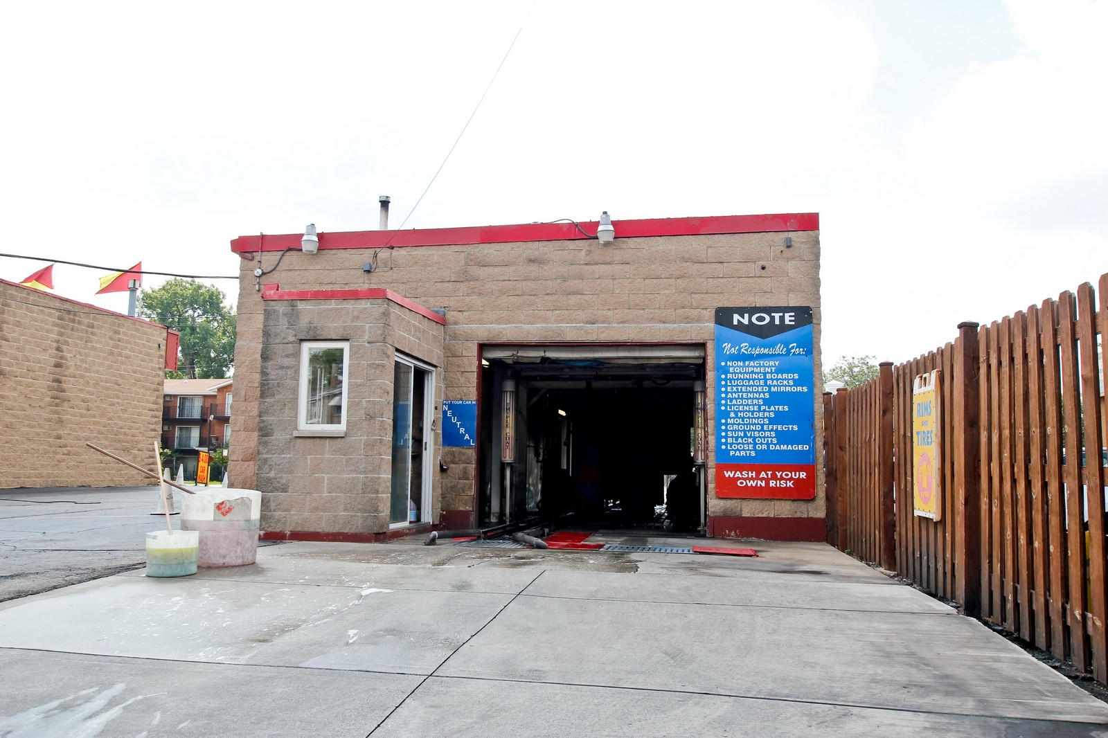 Car Wash Chicago Heights