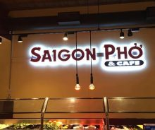 Represented Saigon Pho Thai Restaurant in Securing Lakeview Lease for 2nd Location