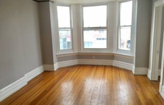 Logan Square 3 Bedroom / 1 Bathroom Apartment For Lease on North Avenue